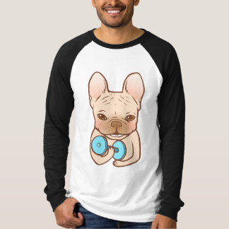 Frenchie Can Do It With You Tees