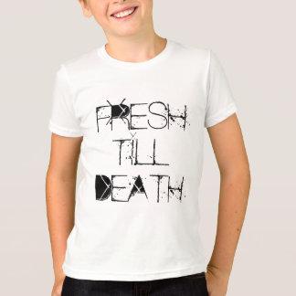 FRESH TILL DEATH TEE SHIRT