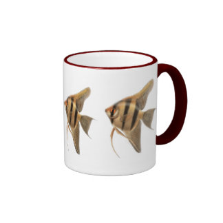 Freshwater Angelfishes Mug