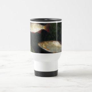 Freshwater Silver Fish Travel Mug