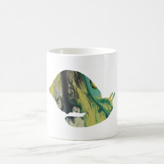 Freshwater Snail Basic White Mug
