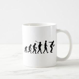Frisbee Basic White Mug
