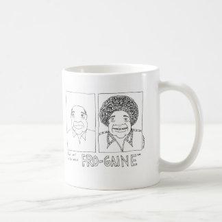Fro-Gaine Basic White Mug