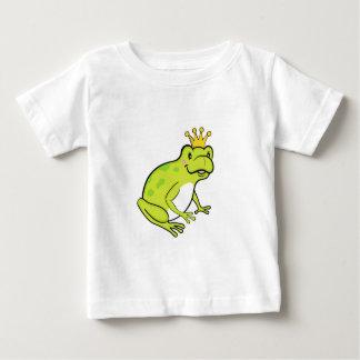 Frog baby shirt