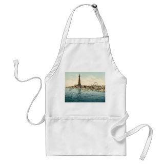 From Central Pier, Blackpool, England Standard Apron