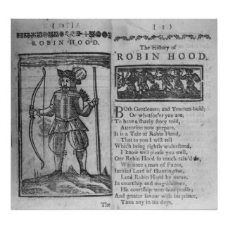 Frontispiece and opening lines poster
