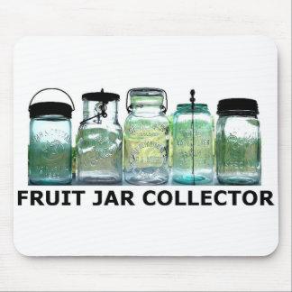 Fruit Jar Collector Antiques Vintage Mason Jars Mouse Pad