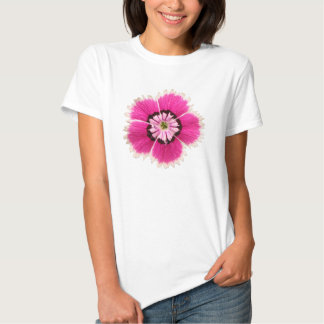 Fuchsia Flower Tees