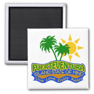 Fuerteventura State of Mind magnet