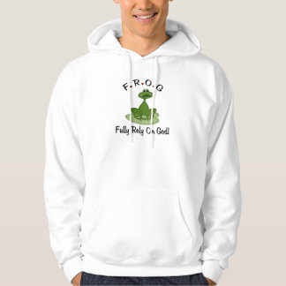 Fully Rely on God Hoody