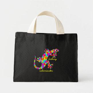 Fun Sidney Salamander Tiny Tote Bag