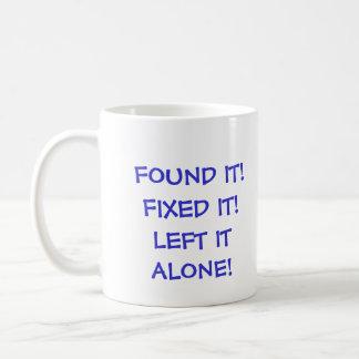 Fundamentals Basic White Mug