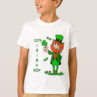 Funny 100% Irish Boy Tshirt