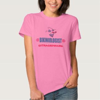 Funny Beach Bikini T-shirt