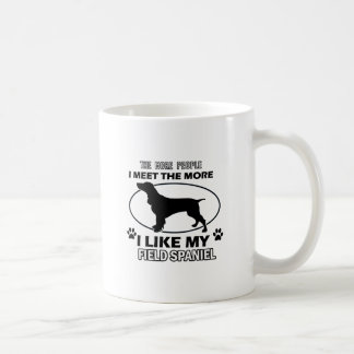 Funny dandie dinmont terrier designs basic white mug