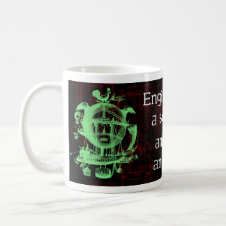 Funny Engineer Quote Mug