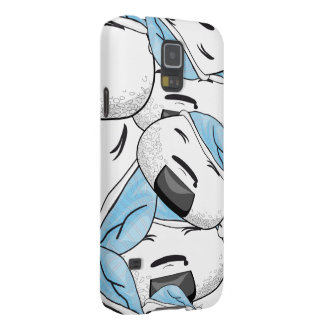 Funny japanese riceball case for galaxy s5