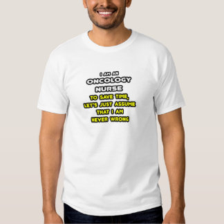 Funny Oncology Nurse T-Shirts and Gifts