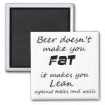 Funny quote refrigerator magnets beer joke novelty