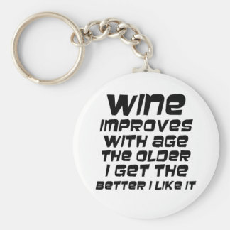 Funny quotes keychains gifts humor wine joke gift
