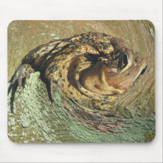 Funny Toadly Awesome Waves Mouse Pad