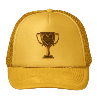 Funny Trophy Wife Hat