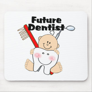 Future Dentist Mouse Pad
