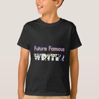 Future Famous Writer Tee Shirt