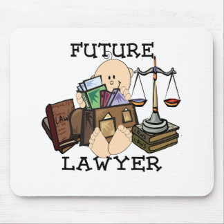 Future Lawyer Mouse Pad