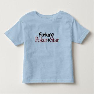 Future Poker Star T Shirts