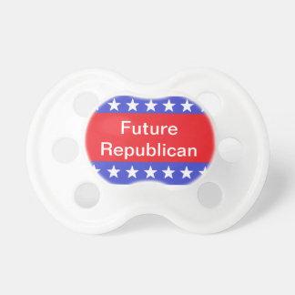 """Future Republican"" Pacifier"