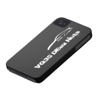 G35 Coupe VQ35 DEez Nuts iPhone 4 Covers