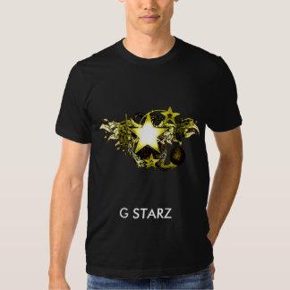 g, G STARZ Shirts