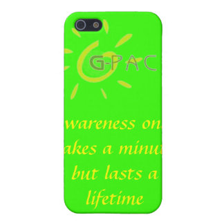 G-PACT CASE FOR THE iPhone 5