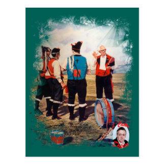 Gaiteros/Gaiteiros/Pipers Postcard