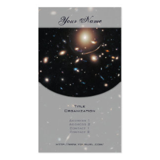 Galaxy Cluster Abell 383 Pack Of Standard Business Cards