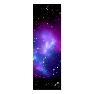 Galaxy Cluster MACS J0717 (Hubble Telescope) Pack Of Skinny Business Cards