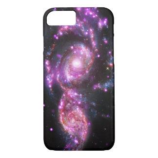 Galaxy Pink iPhone 7 Case