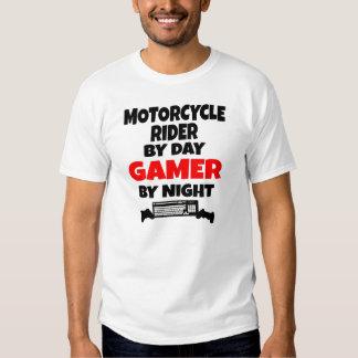Gamer Motorcycle Rider Tees