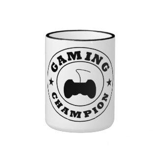 Gaming Champion Ringer Mug