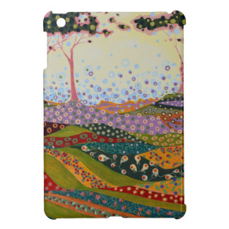 Garden Particles Case For The iPad Mini