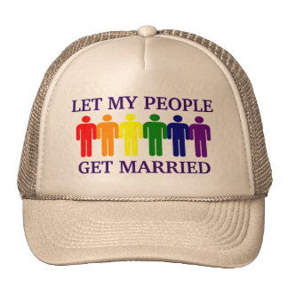 Gay Marriage Support Gay Marriage Cap