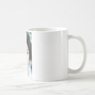 Geisha Basic White Mug