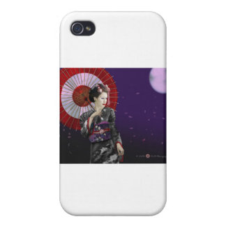 Geisha iPhone 4 Cover