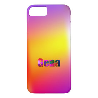 Gena iPhone cover