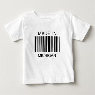 Generic Bar Code Made In T-shirt