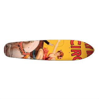 Gentry Bros. Circus Skate Boards