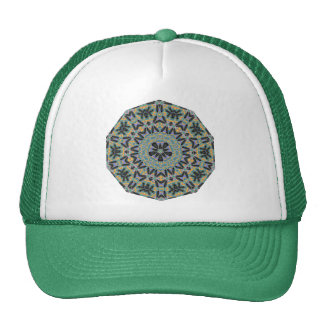 Geometric Pattern 03 - Add your own text Cap
