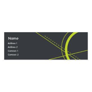 Geometry - Skinny Pack Of Skinny Business Cards