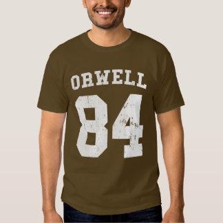 George Orwell 84 1984 jersey Shirts